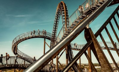 amusement parks in cleveland ohio - roller coaster