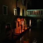 Photo of the Week: Venice Canal by Night