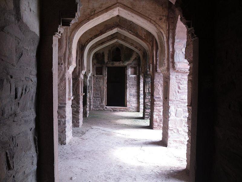 Bhangarh, India