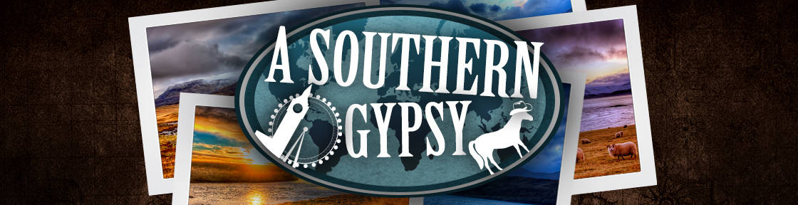 A Southern Gypsy's Adventures header image