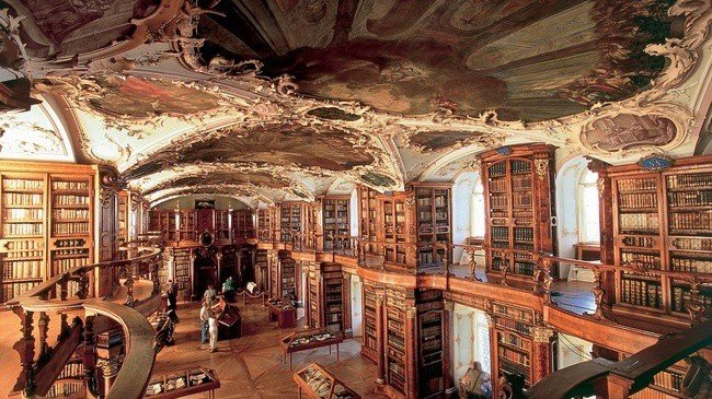 The Abbey Library