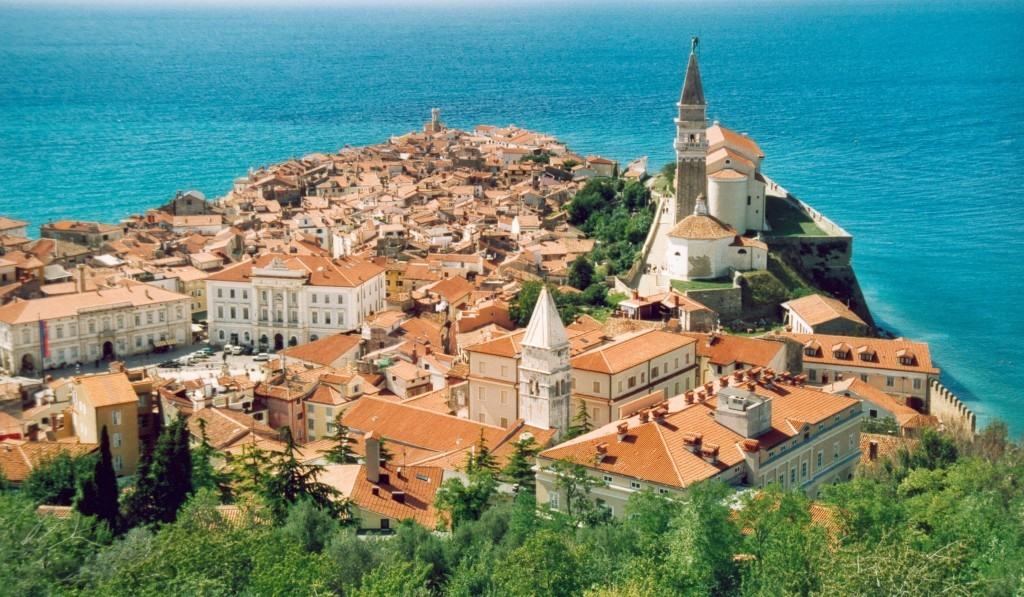 Things to do in Slovenia, Piran