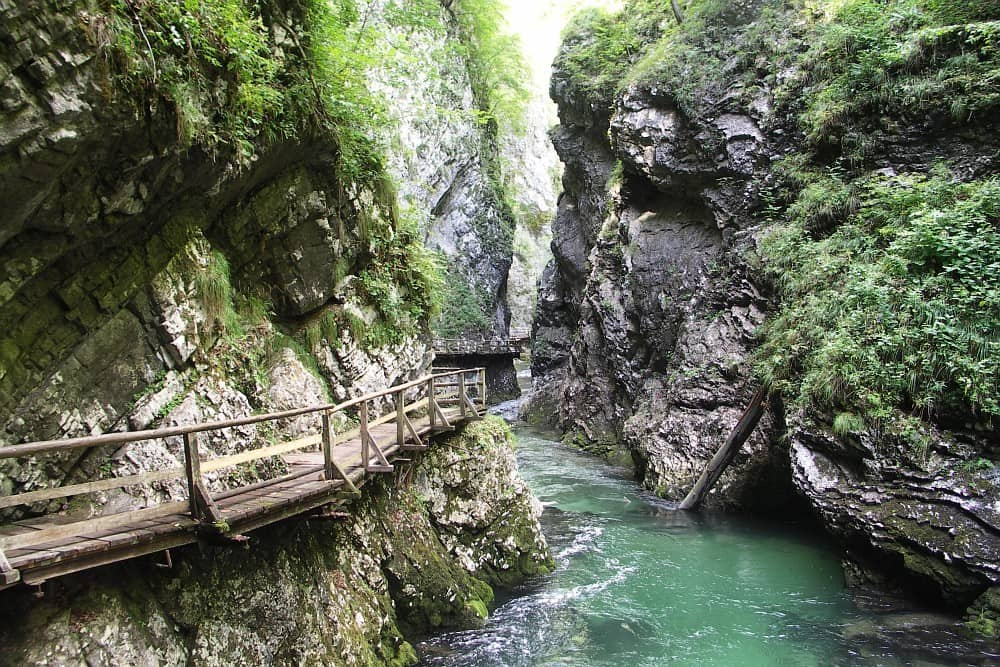 Things to do in Slovenia, Vintgar Gorge