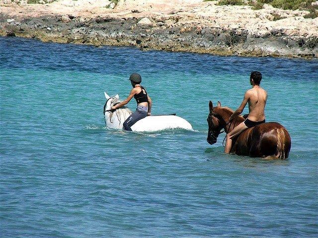 st lucia, horseback riding, wednesday wanderlust