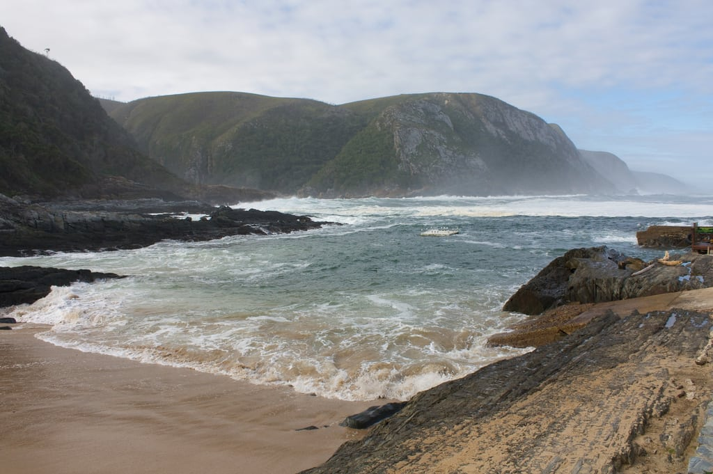 storms river, south africa