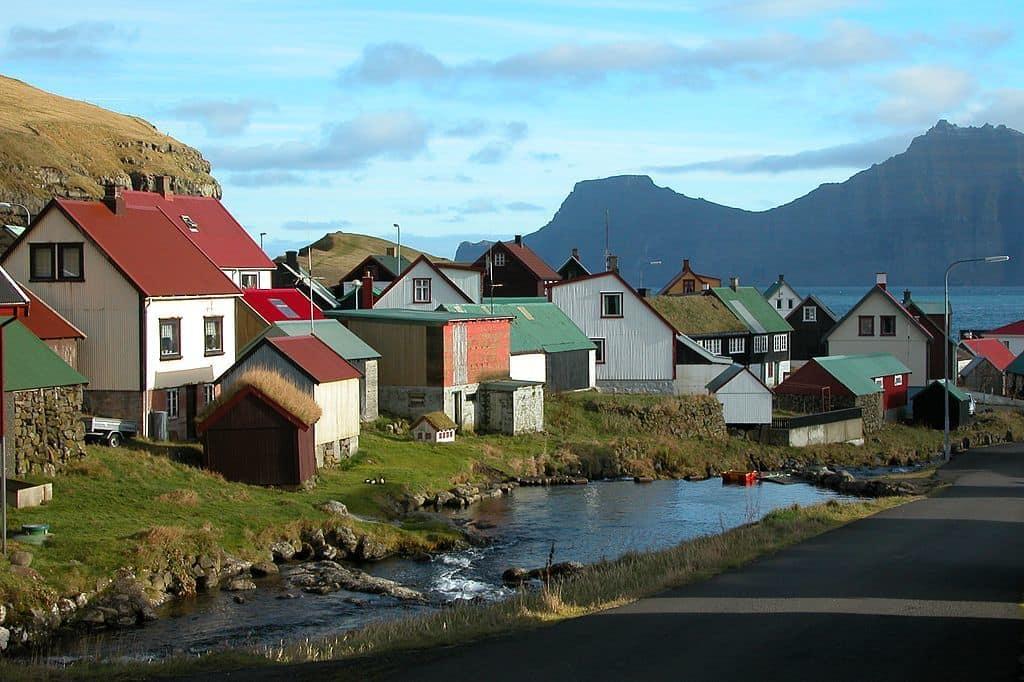 Gjogv, Faroe Islands, Wednesday Wanderlust