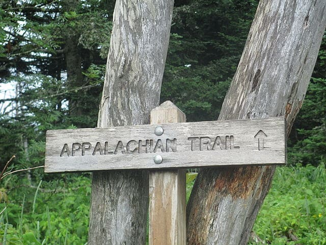 east tennessee travel guide, appalachian trail