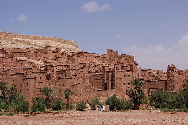 game of thrones filming locations, morocco