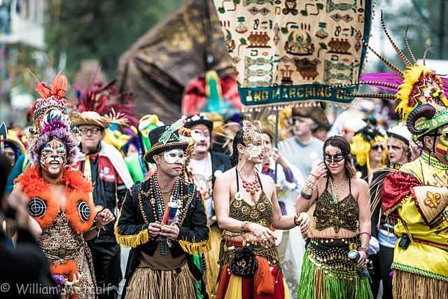 festivals of the world, mardi gras, new orleans