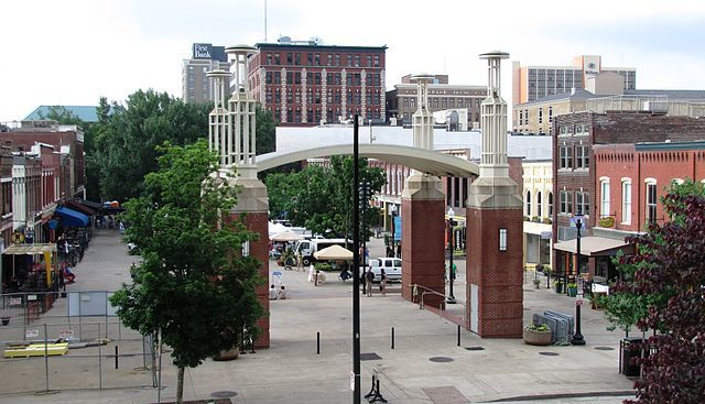 EAST TENNESSEE TRAVEL GUIDE, KNOXVILLE, MARKET SQUARE