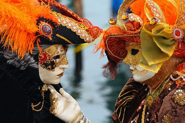 festivals of the world, carnevale, venice