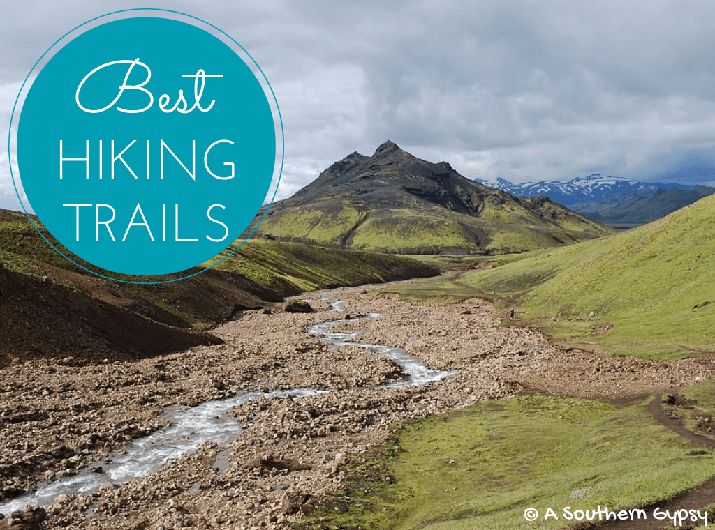 best hiking trails