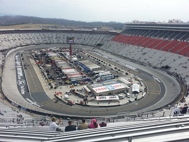 east tennessee travel guide, bristol speedway