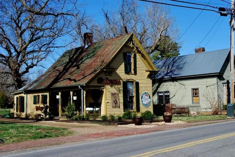 leipers fork, tennessee, outdoor travel