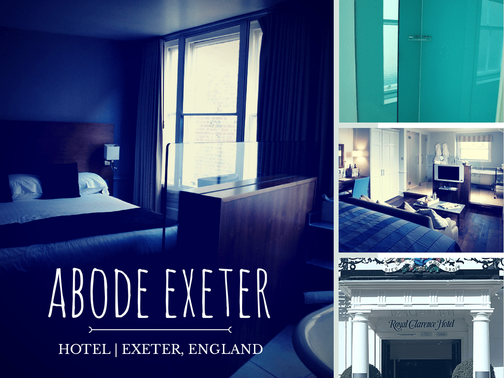 ABODE EXETER ENGLAND