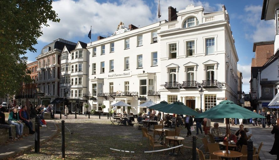 abode hotel exeter england