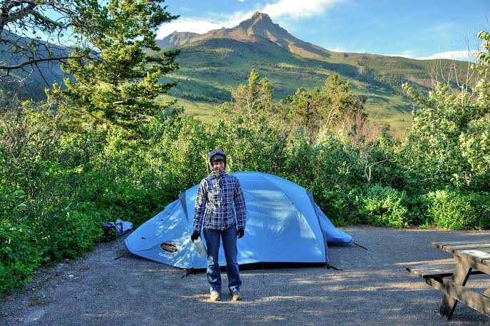 camping waterton parks national park