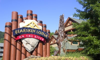 bearskin lodge gatlinburg tn
