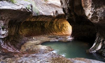 Subway Zion National Park