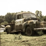 Photo of the Week : Abandoned Truck
