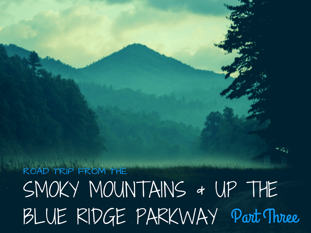 smoky mountains blue ridge parkway linville falls nc