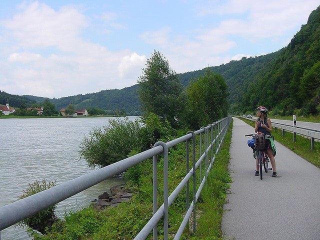 cycle danube trail