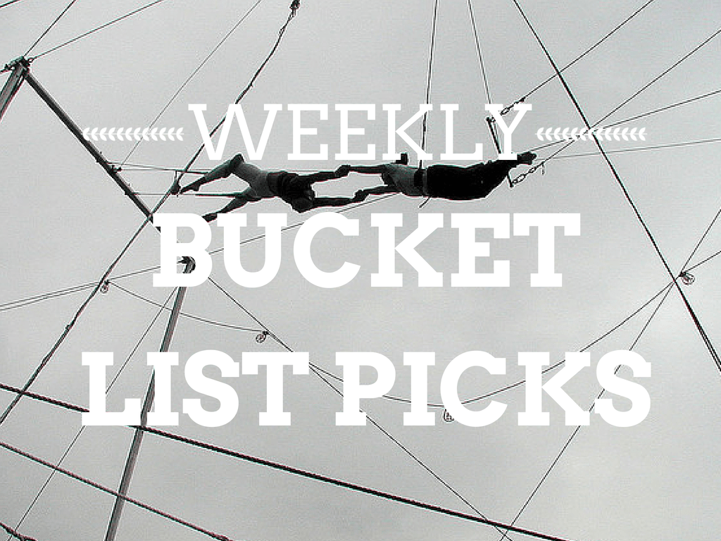 bucket list picks