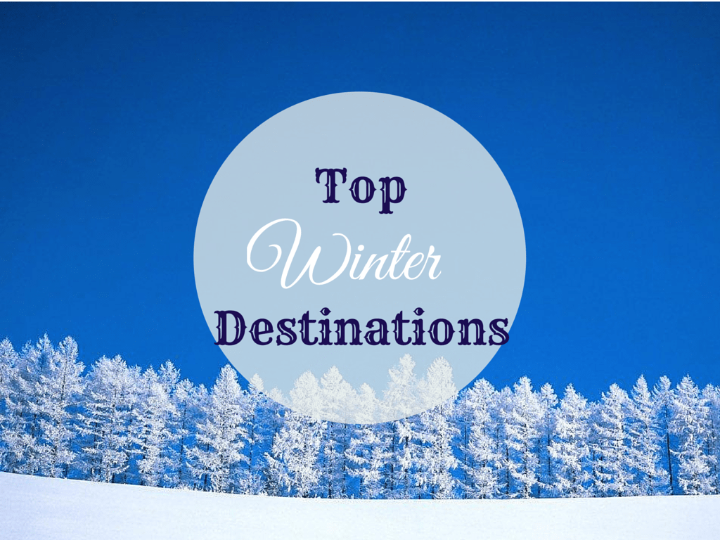 top winter destinations