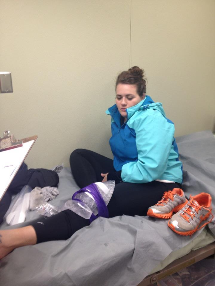acl tear skiing