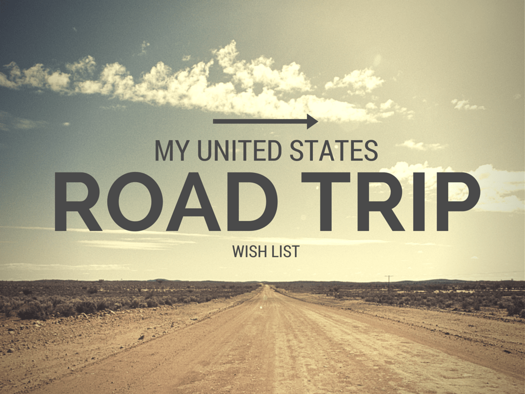 UNITED STATES ROAD TRIPS