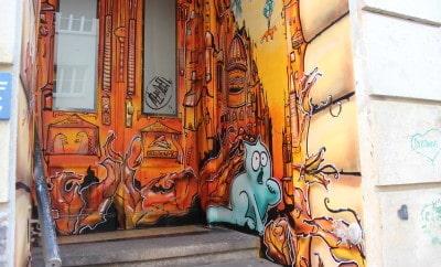 STREET ART OF DRESDEN, GERMANY   A SOUTHERN GYPSY
