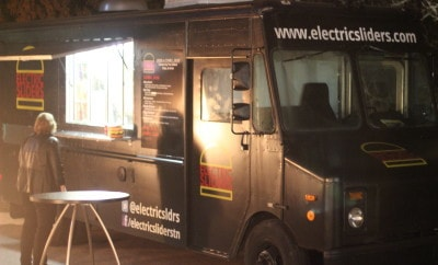 NASHVILLE FOOD TRUCK FRIDAY | ELECTRIC SLIDERS