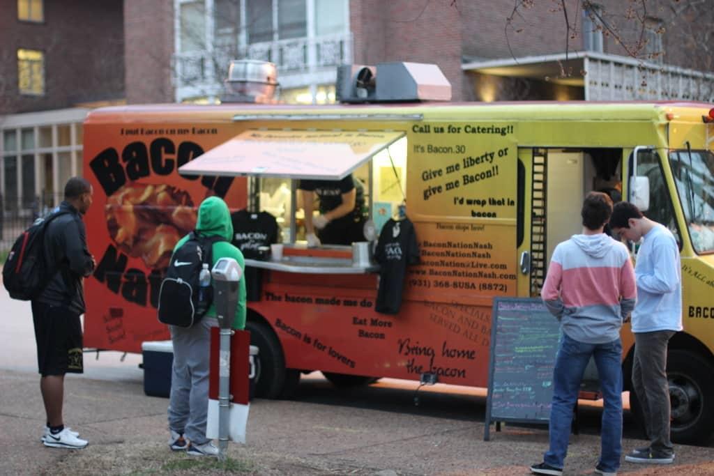 NASHVILLE FOOD TRUCK FRIDAY | BACON NATION