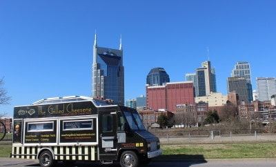 NASHVILLE FOOD TRUCK FRIDAY | THE GRILLED CHEESERIE