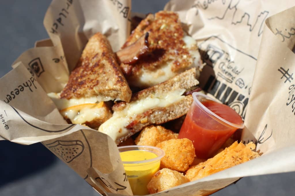 NASHVILLE FOOD TRUCK FRIDAY   THE GRILLED CHEESERIE