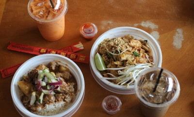 NASHVILLE FOOD TRUCK FRIDAY : DEG THAI