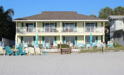 CAY POINTE VILLAS | INDIAN ROCKS BEACH, FLORIDA