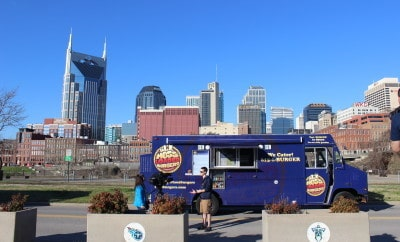 NASHVILLE FOOD TRUCK FRIDAY | HOSS' LOADED BURGERS