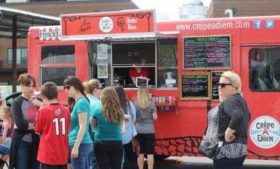 NASHVILLE FOOD TRUCK FRIDAY | CREPE A DIEM
