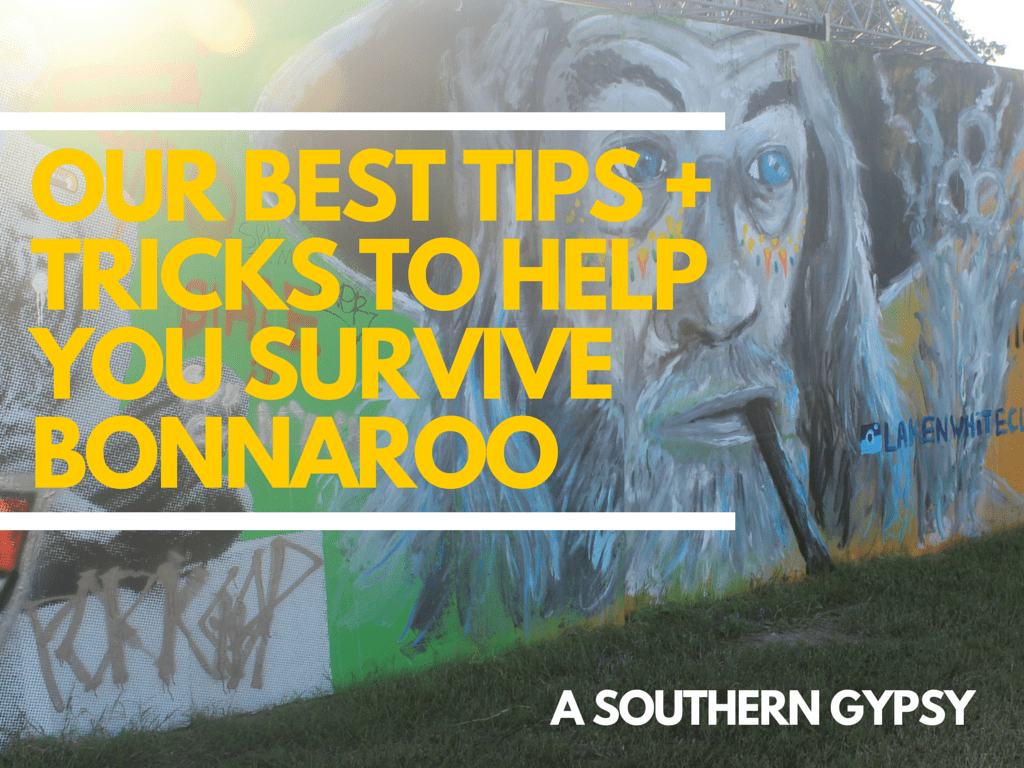Our Best Tips + Tricks To Help You Survive Bonnaroo