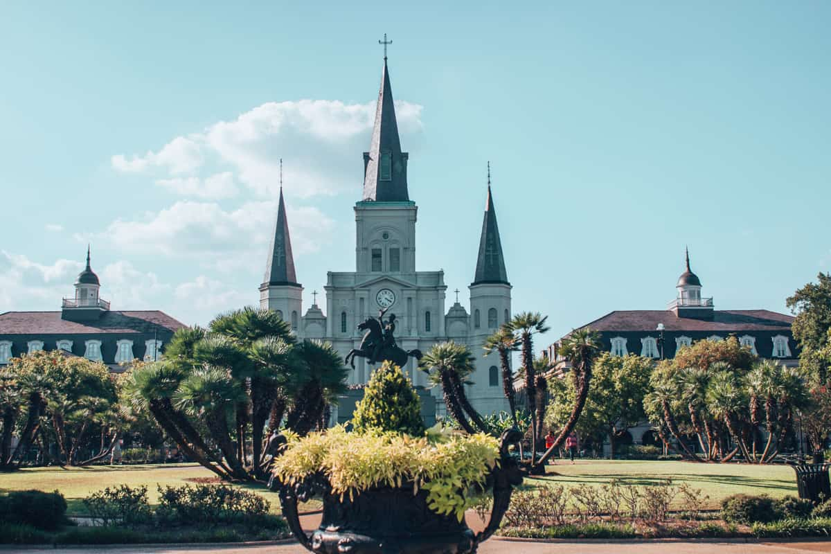2 days in new orleans