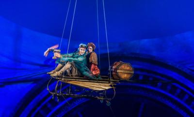 KURIOS Cirque du Soleil Atlanta