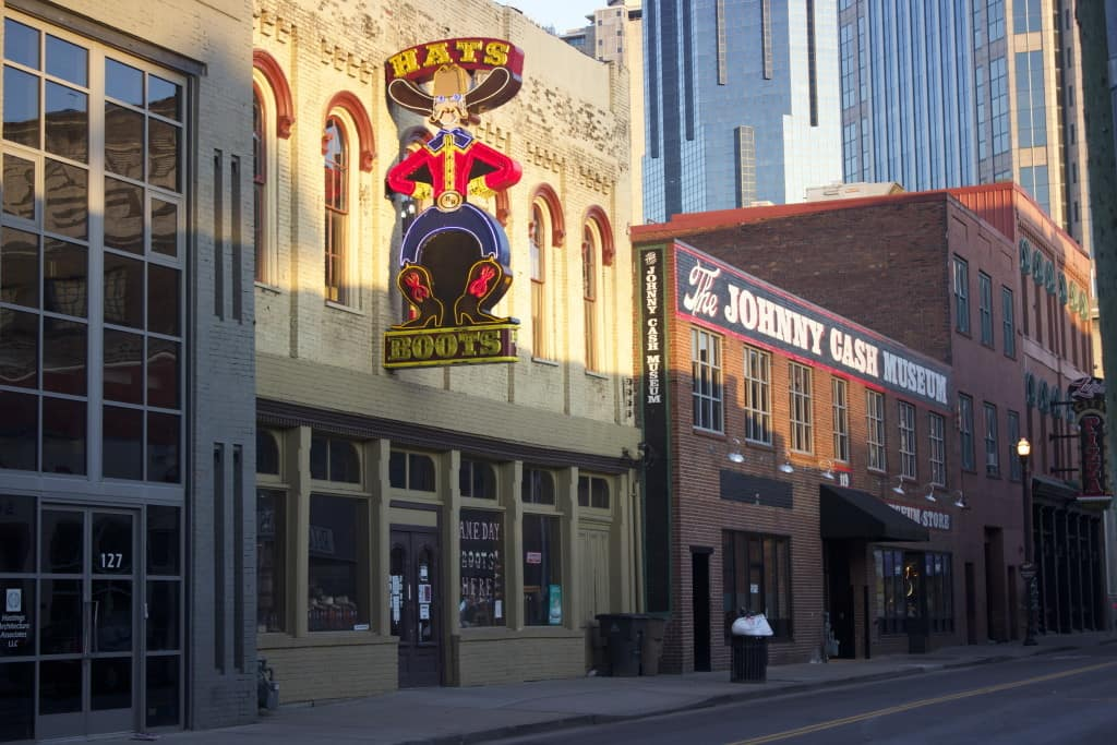 TOP SOUTHERN DESTINATIONS FOR MUSIC LOVERS