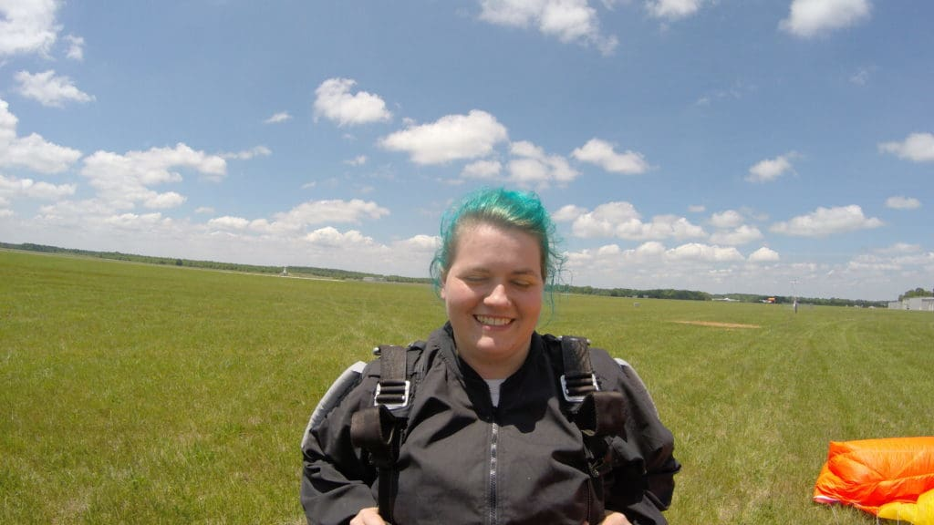 SKYDIVING WITH SKYDIVE TENNESSEE