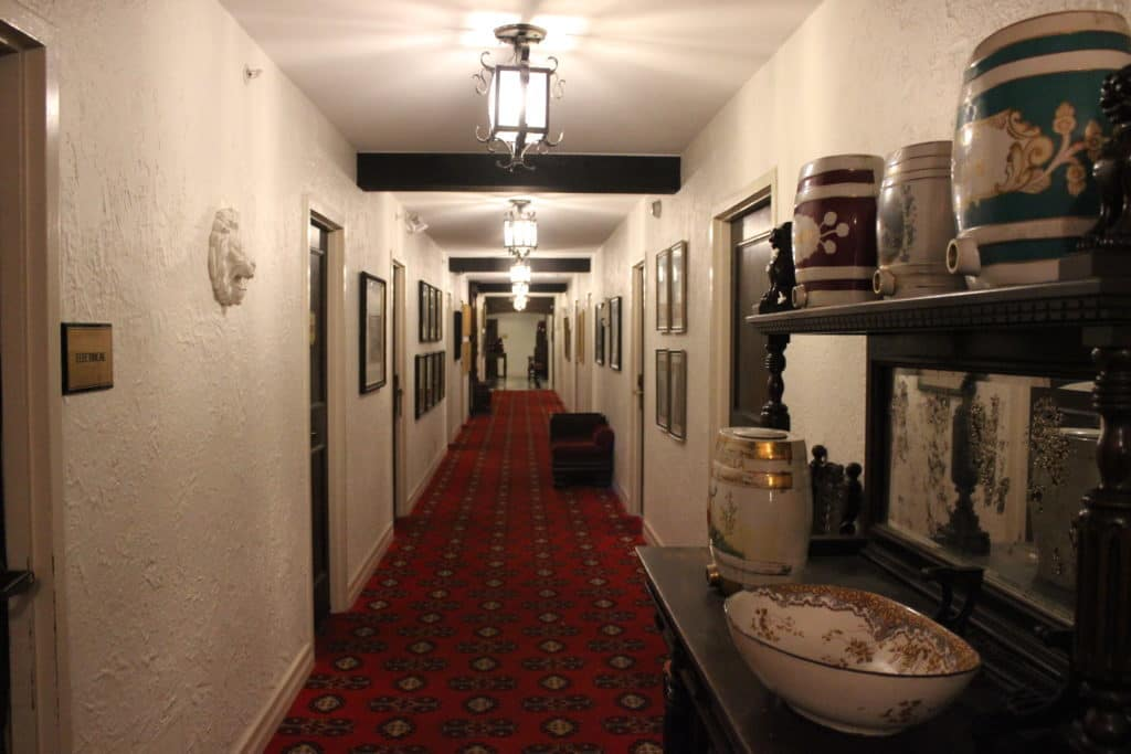 WHERE TO STAY IN ST LOUIS : THE CHESHIRE