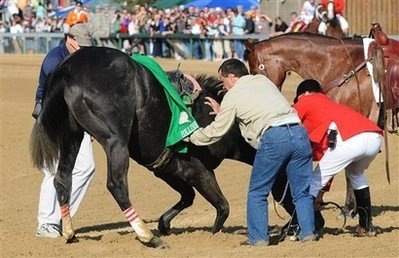 KENTUCKY DERBY CRUEL