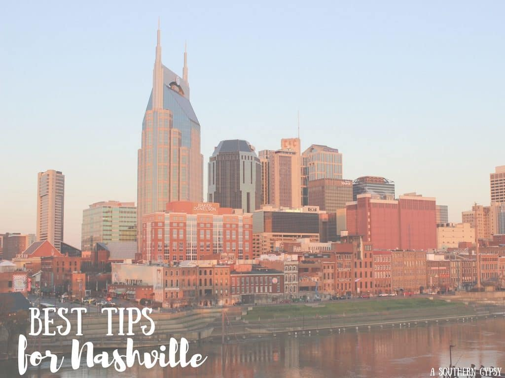 NASHVILLE BEST TIPS