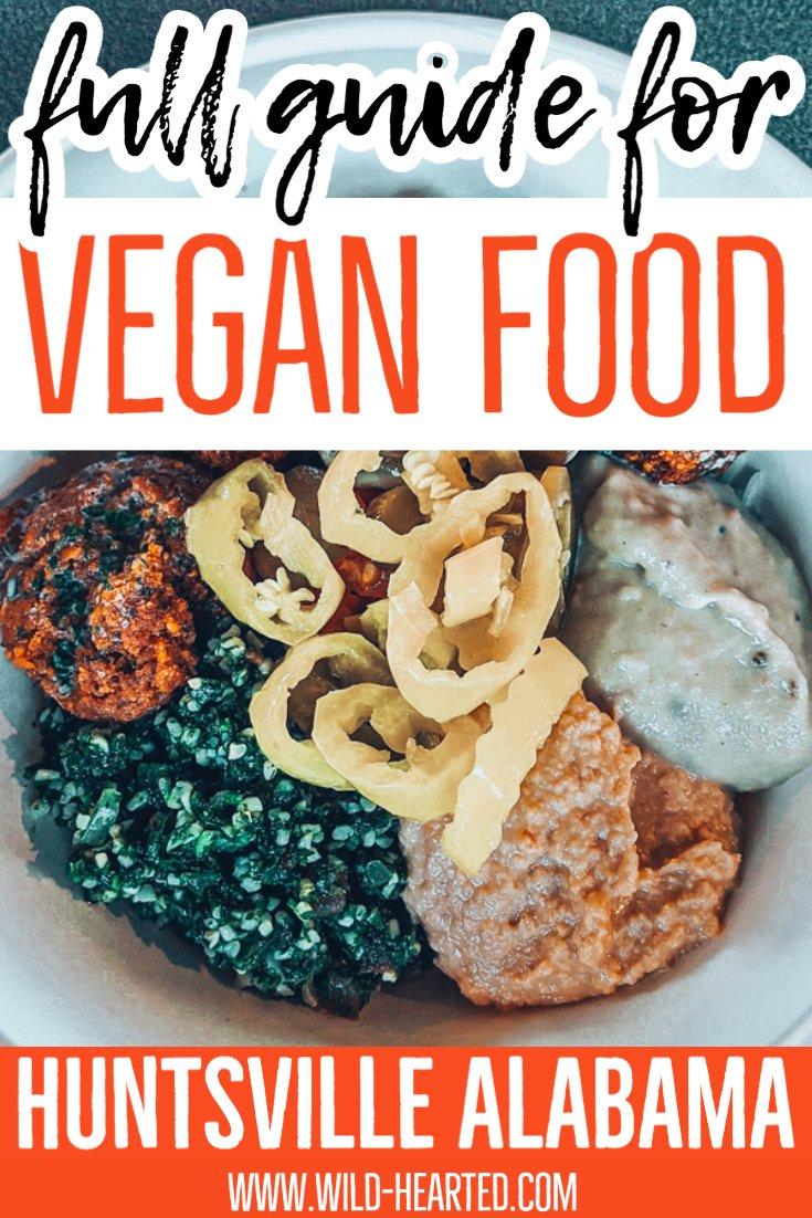 huntsville vegan
