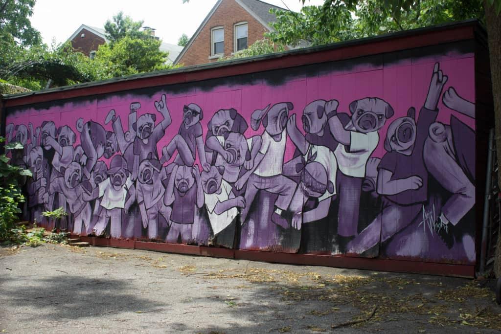 STREET ART LOUISVILLE