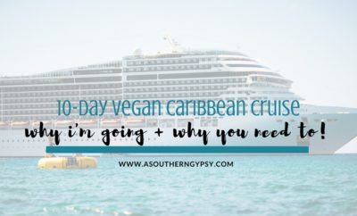 vegan cruise